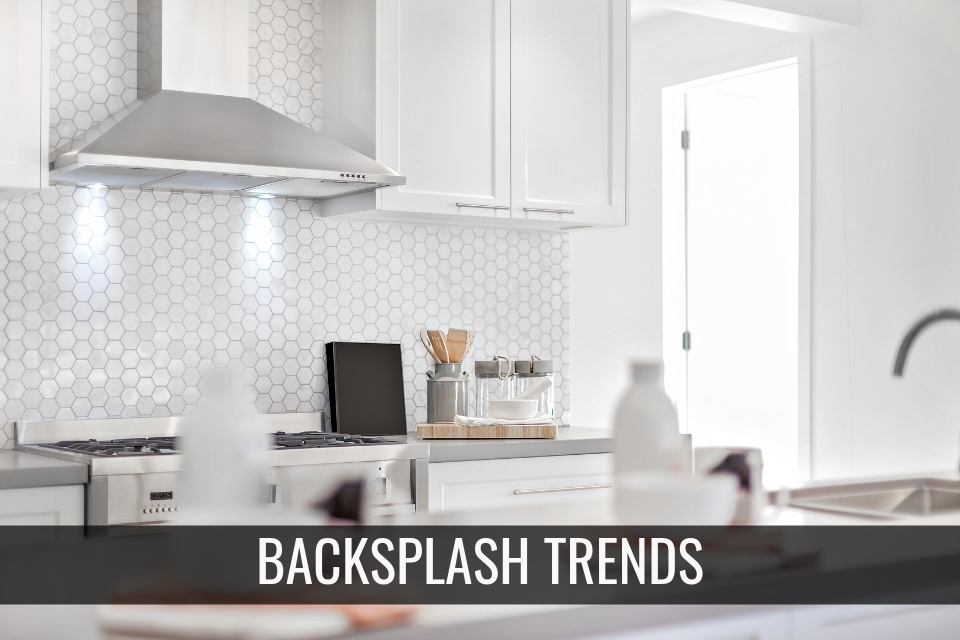 Latest Kitchen Backsplash Trends