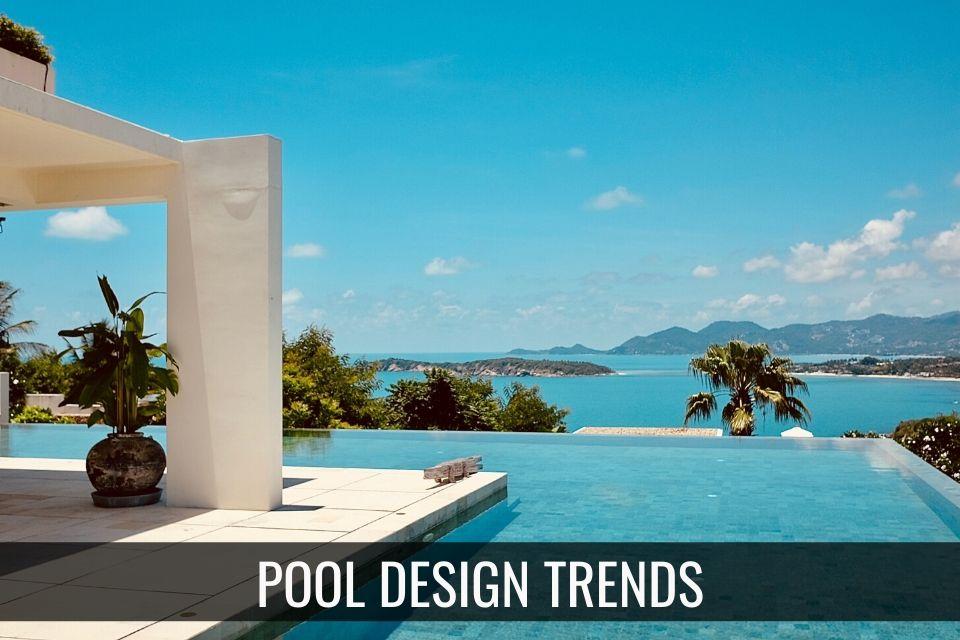 5 Pool Design Trends in 2020